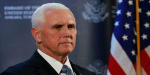 ABD Başkan Yardımcısı Pence cuma günü Kovid-19 aşısı olacak