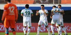 Aytemiz Alanyaspor Ziraat Türkiye Kupası'nda adını son 16 turuna yazdırdı