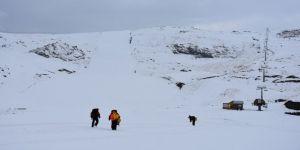 Hakkari'de kapasitesi artırılan kayak merkezi bölgenin cazibe merkezi olacak