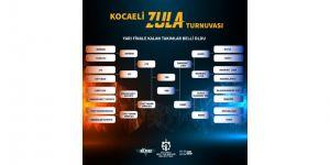 Kocaeli Zula Turnuvası başladı