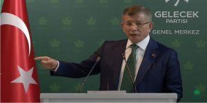 Merkez Bankası'nın faiz artırım kararına ilk yorum Davutoğlu'ndan geldi