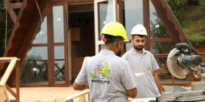 Woodlife Türkiye, Doğa İle İç İçe Olmak İsteyenlere Muhteşem İmkânlar Sunuyor