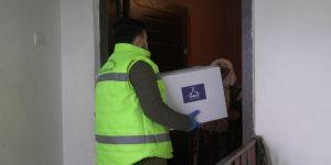 Darıca Belediyesi'nden vatandaşlara 2 milyon 650 bin TL'lik yardım