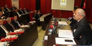 Gebze Belediyesi Belediye Olağan Meclisi,toplanacak