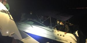 Bodrum, Marmaris ve Ayvacık açıklarında 79 düzensiz göçmen kurtarıldı