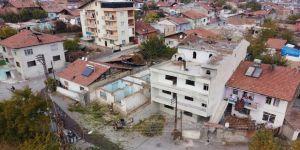 Depremden etkilenen Malatya'da riskli yapılar kentsel dönüşümle yenilenecek