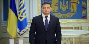 Ukrayna Devlet Başkanı Zelenskiy ABD'de Kongre binasının işgal edilmesini kınadı