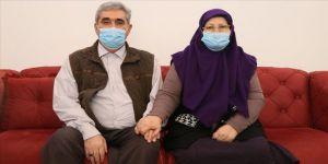 Kovid-19 hastası Azerbaycanlı çift, Türkiye'de sağlığına kavuştu