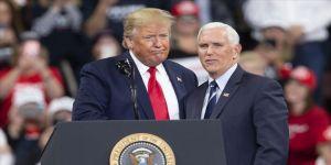 Business Insider: Pence, Trump'ı görevden almak için anayasanın ilgili maddesini kullanmayacak