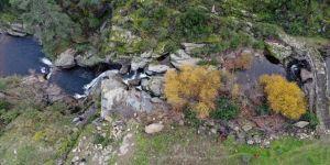 30 şelalenin bulunduğu Aydın'daki Deliçay Vadisi keşfedilmeyi bekliyor