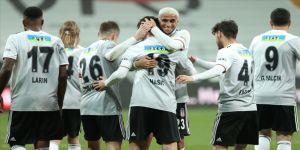 Beşiktaş, Atakaş Hatayspor deplasmanında