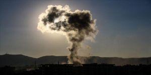 Esed rejiminden İsrail'in Deyrizor'a hava saldırısı düzenlediği iddiası