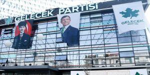 Gelecek Partisi İzmir il yönetimi görevden alındı