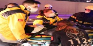 Kocaeli'de meydana gelen trafik kazasında 1 kişi yaralandı
