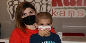 Azerbaycanlı minik Şahin uygun donör bekliyor