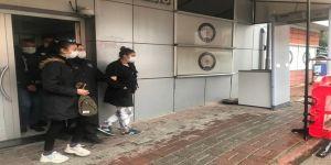 Kocaeli'de iş yerinden elektrik süpürgesi çaldılar