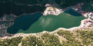 Trabzon Büyükşehir Belediye Başkanı Zorluoğlu: Arzumuz Uzungöl'ün etrafının daha yeşil bir hale getirilmesi