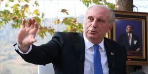 Muharrem İnce'nin 'Memleket Partisi' adı altında siyasi faaliyetlerine başlaması bekleniyor