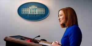 Beyaz Saray'ın yeni sözcüsü Psaki ilk basın toplantısını düzenledi: ABD küresel masaya geri dönüyor