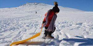 Karacadağ Kayak Merkezi ziyaretçilerini ağırlamaya hazır