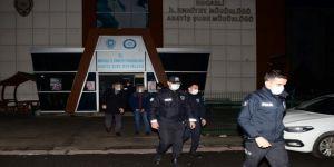 Kocaeli'de Operasyonu: 24 Gözaltı