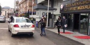 Gebze'de meydana gelen hırsızlık olayının faili İstanbul'da  yakalandı