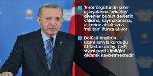 Cumhurbaşkanı Erdoğan: Muhalefetin içine düştüğü çıkmaz bizim sorumluluğumuzu daha da arttırıyor