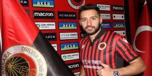 Gençlerbirliği Mustafa Akbaş'ı transfer etti
