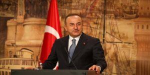 Dışişleri Bakanı Çavuşoğlu: (Kaçırılan 15 Türk denizci) Durumları iyi. Yakında güzel haberleri vereceğiz