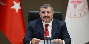 Sağlık Bakanı Koca, ülkede mutasyonlu virüs belirlenenlerin sayısının 128'e yükseldiğini açıkladı