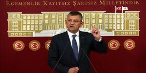 CHP Grup Başkanvekili Özel, üç milletvekilinin CHP'den istifasını değerlendirdi