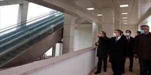 Sağlık Bakanı Koca: Seyrantepe hastanemiz mart ayı içinde hasta kabulüne başlayacak