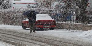 Doğu Anadolu'da kar yağışı aralıklarla etkisini sürdürecek