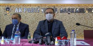 Gençlik ve Spor Bakanı Kasapoğlu, Van'da birlik ve beraberlik vurgusu yaptı: Birliğimizden taviz vermeyelim