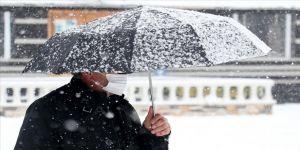 Doğu'da 4 il için kar ve çığ uyarısı