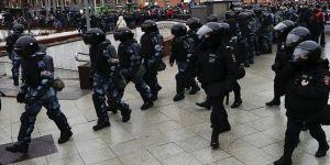 Rusya'da polis Navalnıy gösterilerinden önce güvenlik önlemlerini artırdı
