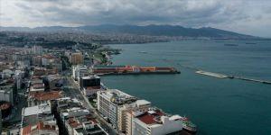 Ege Denizi'nde 4,7 büyüklüğünde deprem