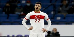 Galatasaray'dan Ozan Kabak'a tebrik