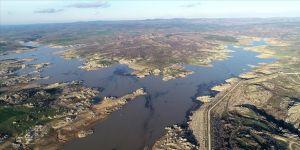 Son yağışlar ve kar erimeleri Trakya'daki barajları doldurdu