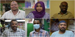 Sudanlılar, Afrika kıtasının Kovid-19 aşısı konusunda da ayrımcılığa uğradığını belirtiyor