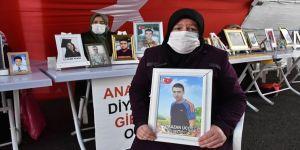 Diyarbakır annelerinden Üçdağ: Oğlum seni bir ömür bekleyeceğim