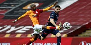 Galatasaray'dan galibiyet serisine devam