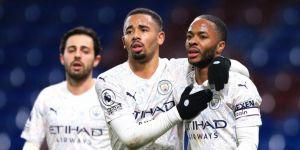 Manchester City Premier Lig'de üst üste 9. maçını kazandı