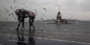 Ocak ayında yağışlar ülke genelinde yıllık bazda yüzde 53 arttı