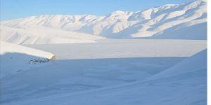 Adıyaman'da kar yağışı nedeniyle 10 yerleşim birimine ulaşım sağlanamıyor