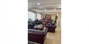 Gelecek Gebze,Gebze Kaymakamı Mustafa Güler'i ziyaret