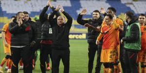 Galatasaray Teknik Direktörü Fatih Terim: Sadece alınması gereken yerde alınan önemli bir galibiyet