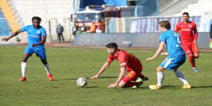 Büyükşehir Belediye Erzurumspor ile Hes Kablo Kayserispor yenişemedi