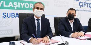 Çayırova'da Toplu İş Sözleşmesi Sevinci