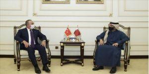 Dışişleri Bakanı Çavuşoğlu: Türkiye ve Katar arasında ilişkilerimiz her alanda her geçen gün daha da güçleniyor